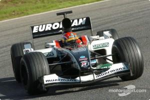 F1_Test_Minardi_2003_2